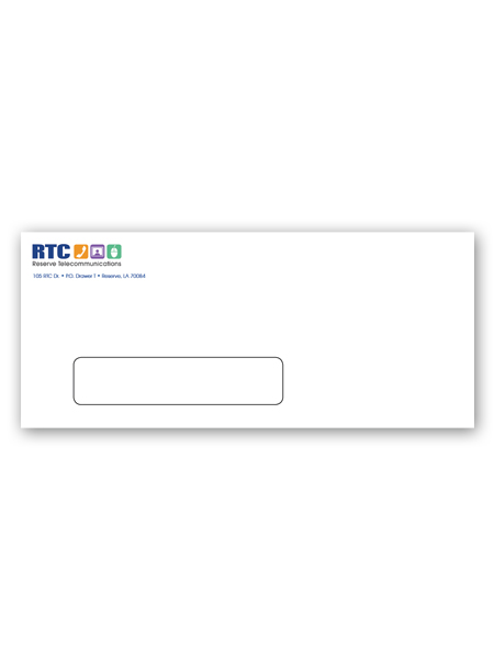 #10 Letter Envelopes WITH WINDOWS
