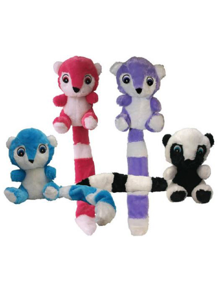 "22"" Stuffed Lemurs"