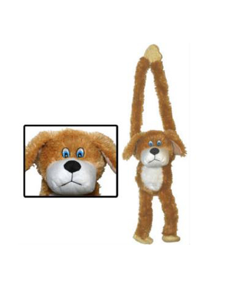 "26"" Plush Long-Armed Dog"