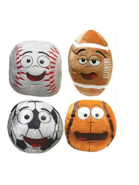 6 inch sports balls -WEB